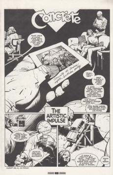 Extrait de Dark Horse Presents (1986) -1003- Dark Horse Presents #100-3