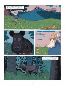 Extrait de Hubert Reeves nous explique -2- La Forêt