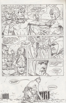 Extrait de Dark Horse Presents (1986) -134- Dark Horse Presents #134