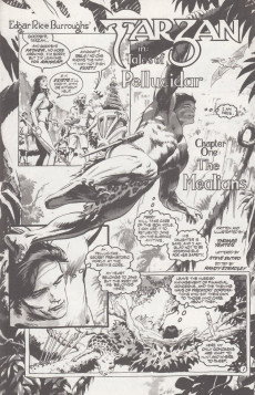 Extrait de Dark Horse Presents (1986) -143- Dark Horse Presents #143
