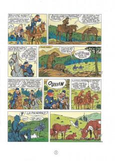 Extrait de Les tuniques Bleues -24a1990- Baby Blue