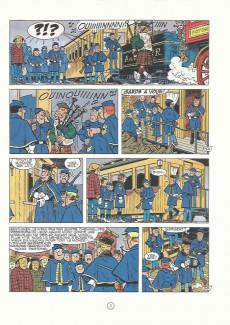 Extrait de Les tuniques Bleues -23a1989- Les cousins d'en face