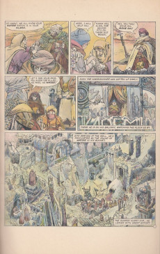 Extrait de Race of Scorpions (1990) -1- Race of Scorpions #1