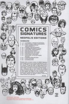 Extrait de (DOC) Comics Signatures -2- Dossier X-Men et John Byrne