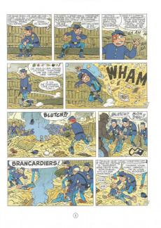 Extrait de Les tuniques Bleues -22a1989- Des bleus et des dentelles
