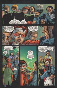 Extrait de Painkiller Jane/ Hellboy (1998) -1- Painkiller Jane/ Hellboy #1