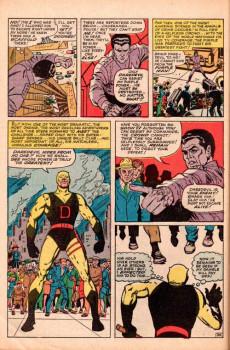 Extrait de Daredevil Vol. 1 (Marvel - 1964) -4- Killgrave, the Unbelievable Purple Man!