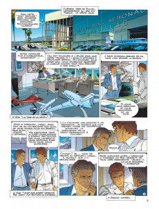 Extrait de Largo Winch (diptyques) -10- Cycle 10