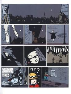 Extrait de Le voleur de ballerines - Tome a2004