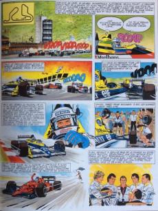Extrait de La rage de gagner (Renault F1) -01- Brésil
