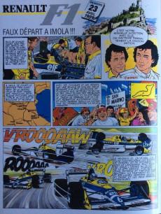 Extrait de La rage de gagner (Renault F1) -02- San Marino