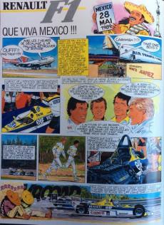 Extrait de La rage de gagner (Renault F1) -04- Mexique