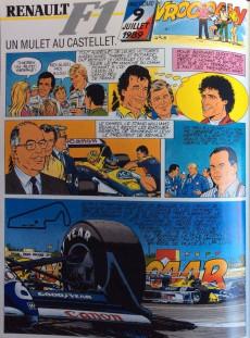 Extrait de La rage de gagner (Renault F1) -07- France