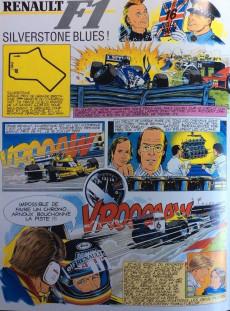 Extrait de La rage de gagner (Renault F1) -08- Grande Bretagne