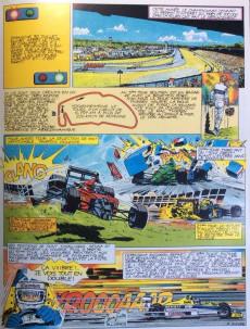 Extrait de La rage de gagner (Renault F1) -09- Allemagne