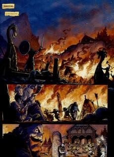 Extrait de Hel'Blar -2- Le Roi sous le Tumulus