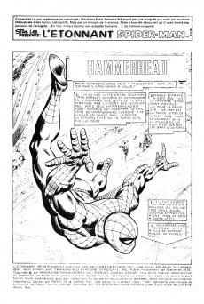 Extrait de L'Étonnant Spider-Man (Éditions Héritage) -60- Hammerhead