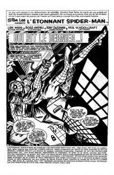 Extrait de L'Étonnant Spider-Man (Éditions Héritage) -7778- Qui rit le dernier..!