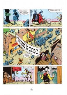 Extrait de Lucky Luke -2c1992- Rodéo