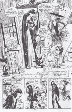 Extrait de Scary Godmother: Bloody Valentine Special (1998) -1- Scary Godmother: Bloody Valentine Special #1