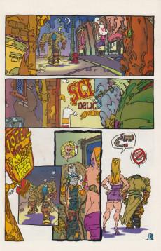 Extrait de Blackball Comics (1994) -1- Blackball Comics #1