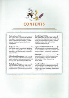 Extrait de Disney Masters -4- Donald duck : the great survival test