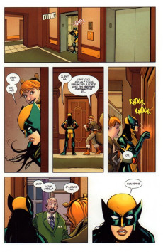 Extrait de All-New Wolverine -3- Ennemie d'état