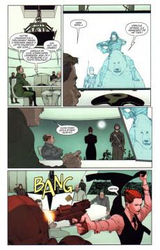 Extrait de Tales of Suspense - Hawkeye et le Soldat de l'hiver