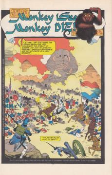 Extrait de Amazing High Adventure (1984) -3- Amazing High Adventure #3