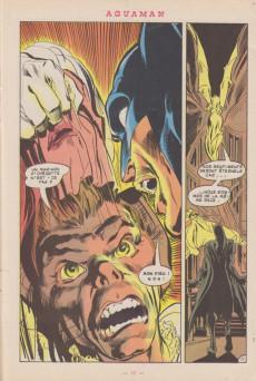 Extrait de Aquaman (Eclair comics) -4- Mariage impossible