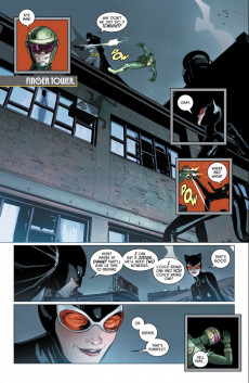Extrait de Batman (DC Comics - 2016) -50C- The Wedding of Batman & Catwoman