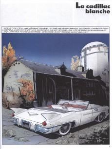 Extrait de Canardo (Une enquête de l'inspecteur) -7- La Cadillac blanche