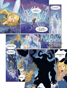 Extrait de Les mythics -4- Abigail