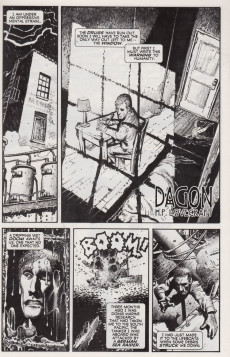 Extrait de Haunt of Horror: Lovecraft (2008) -1- H. P. Lovecraft's Haunt of Horror #1