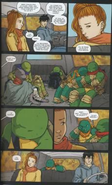 Extrait de Teenage Mutant Ninja Turtles - Les Tortues Ninja (HiComics) -4- Northampton