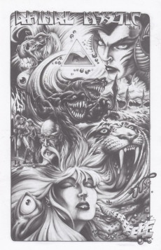 Extrait de Animal Mystic (1993) -1a- Animal Mystic #1