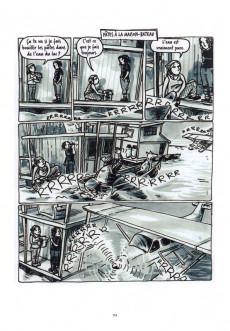 Extrait de Ramshackle, une histoire de Yellowknife