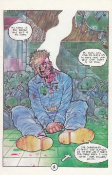 Extrait de Safety-Belt Man: All-Hell (1996) -1- Safety-Belt Man: All-Hell #1
