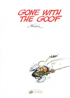 Extrait de Gomer Goof -3- Gone with the goof !