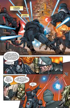 Extrait de Star Wars - The Old Republic (Delcourt) -INT- Intégrale