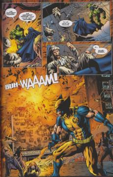 Extrait de Dark Wolverine -2- Punition