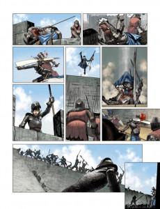 Extrait de Reims -1- De Clovis à Jeanne d'Arc - De -57 à 1429