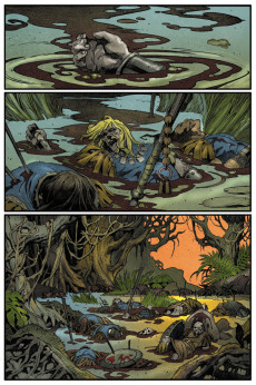 Extrait de Conan the Cimmerian (2008) -OMN4- Mercenaries and madness