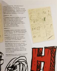Extrait de Tintin (Historique) -24D2014- Tintin et l'Alph-Art