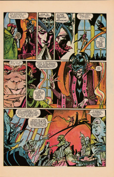 Extrait de Elric (Thomas/Gilbert/Russell, 1983) -1- Book One