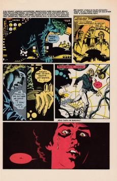 Extrait de Night Music (1984) -1- Breakdown On the Starship Remembrance