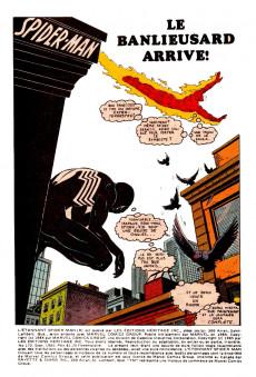 Extrait de L'Étonnant Spider-Man (Éditions Héritage) -172- Le banlieusard arrive!