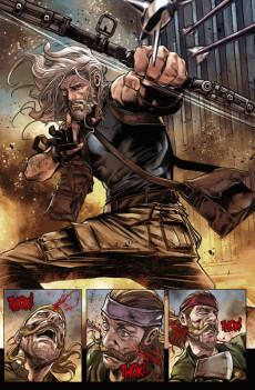 Extrait de Old Man Hawkeye -1- Œil pour œil