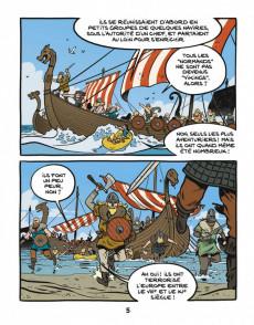 Extrait de Le fil de l'Histoire (raconté par Ariane & Nino) - Les Vikings (Marchands et pirates)