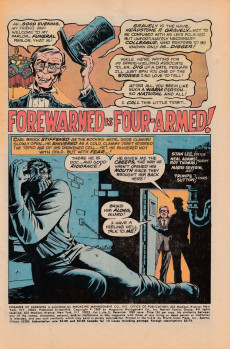 Extrait de Chamber of Darkness (Marvel - 1969) -2- Chamber of Darkness #2